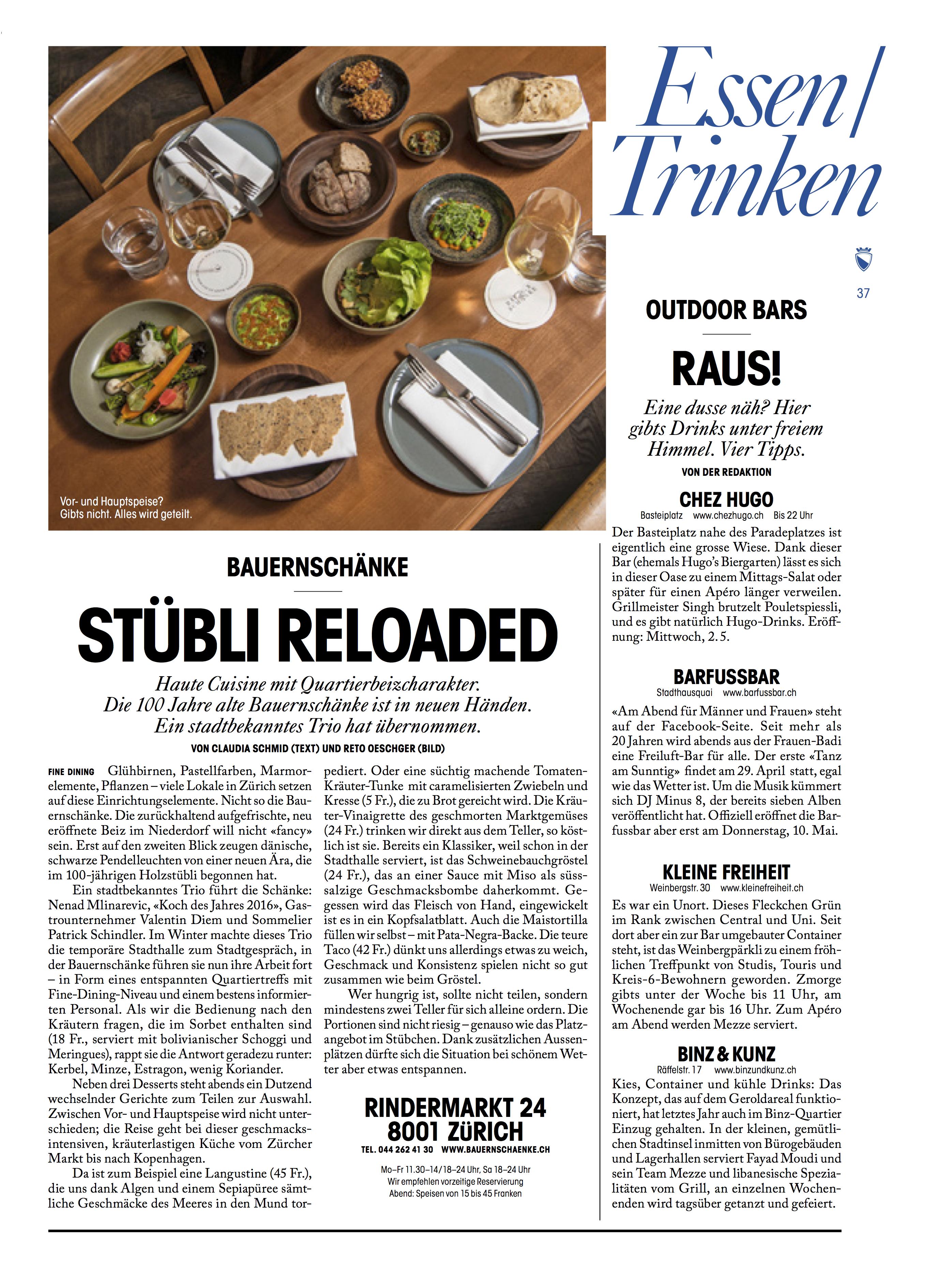 Restaurant Bauernschänke Presse – Tintnwrap